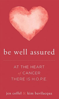 Jen Coffel, Be Well Assured Book Cover