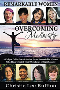 Jen Coffel, Overcoming Mediocrity Book Cover
