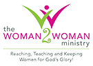 The Woman 2 Woman Ministry Logo